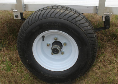 ATV utility trailer tire