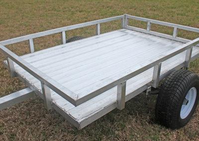 Back Forty ATV utility cart