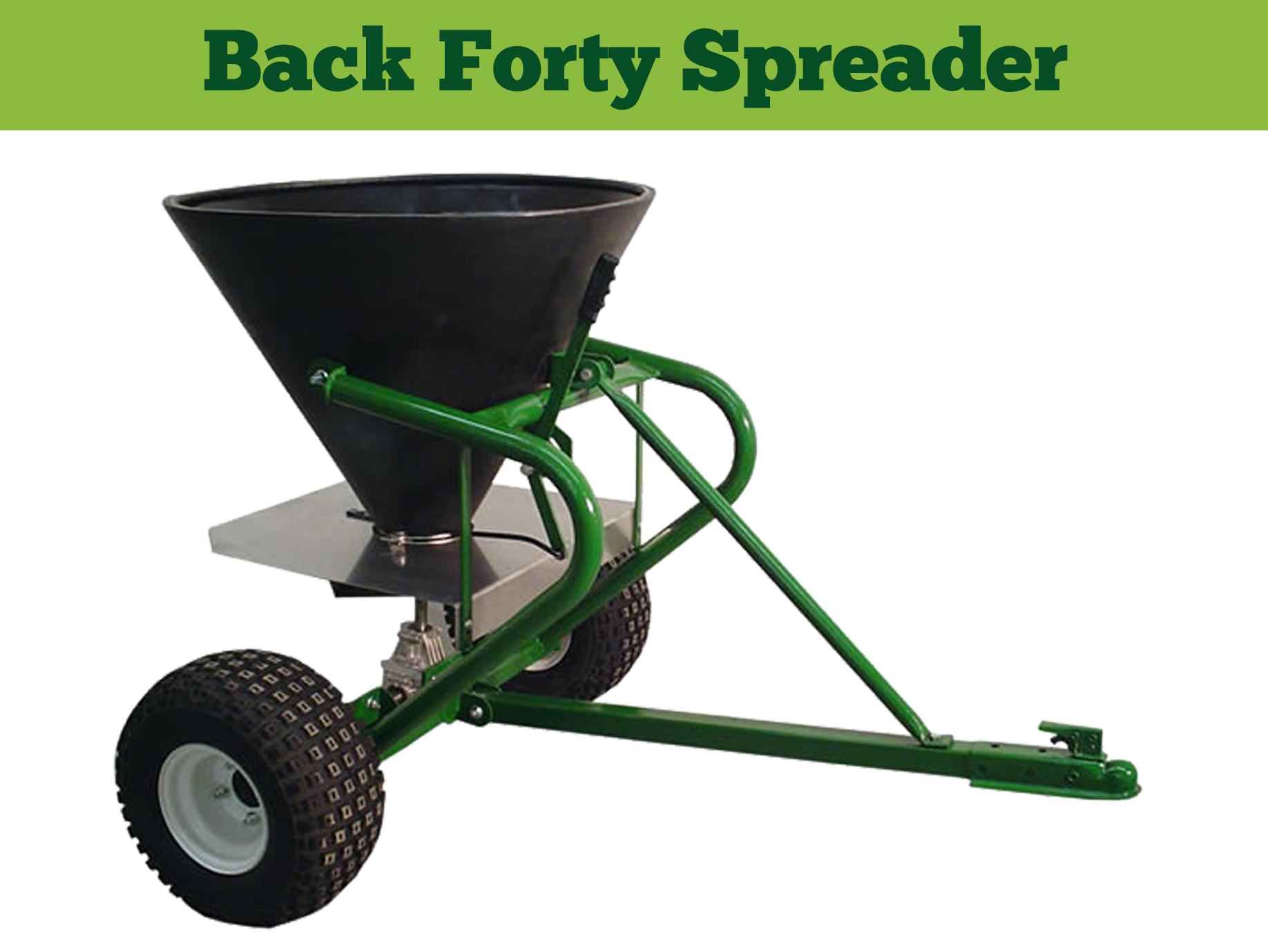 Back Forty Spreader