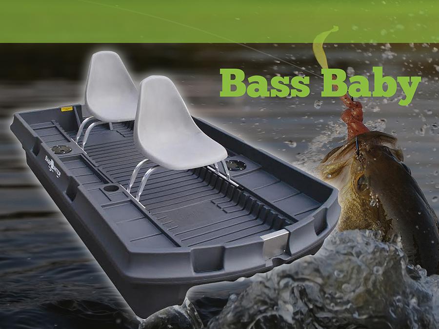 Bass Hunter Boat