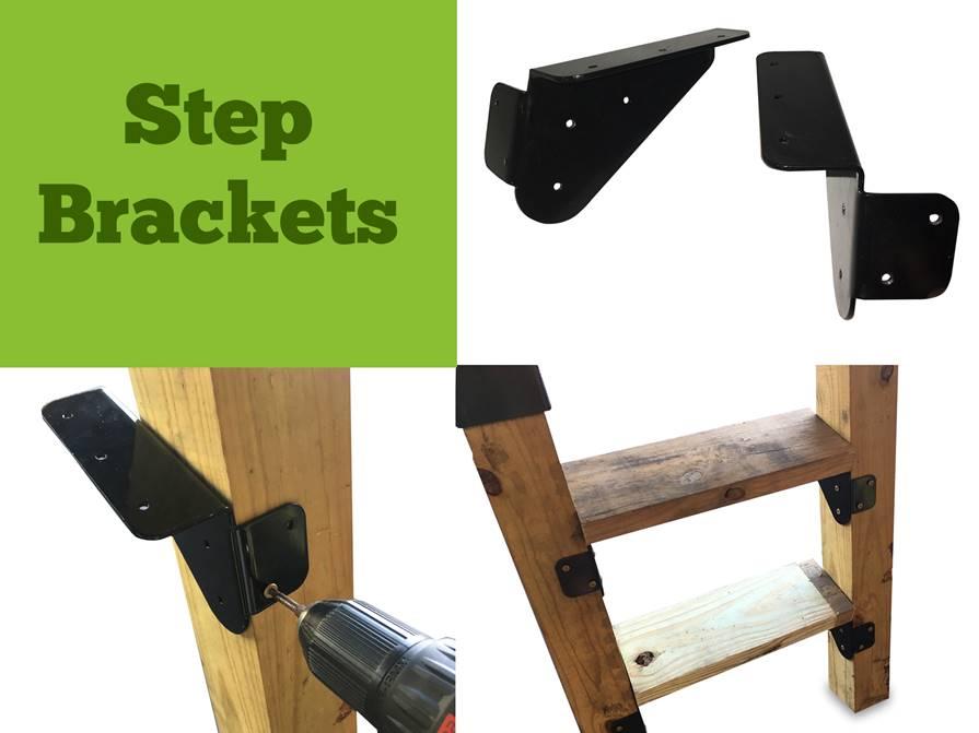 Step Brackets Ladder
