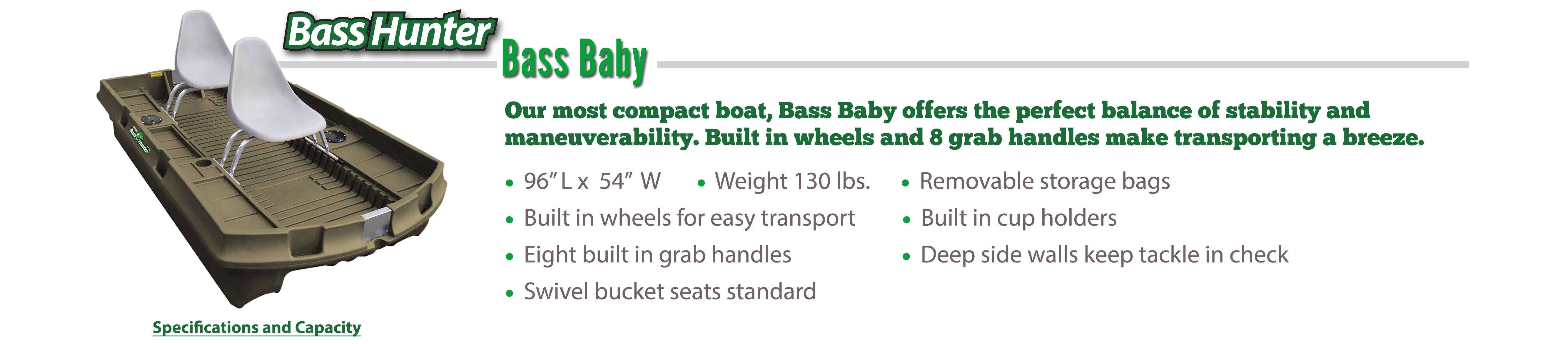 Bass Hunter Bass Baby