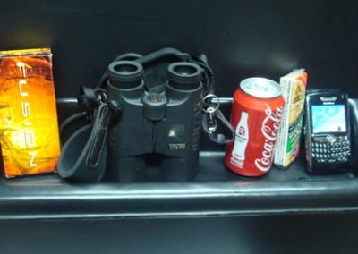 The Sportsman's Condo Shelf Accessory