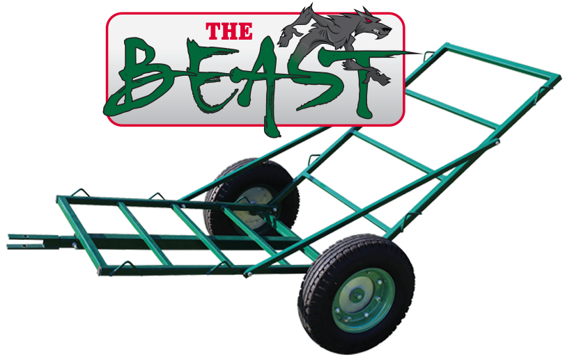 Feeders Game Cart Spreader Southern Outdoor Technologies