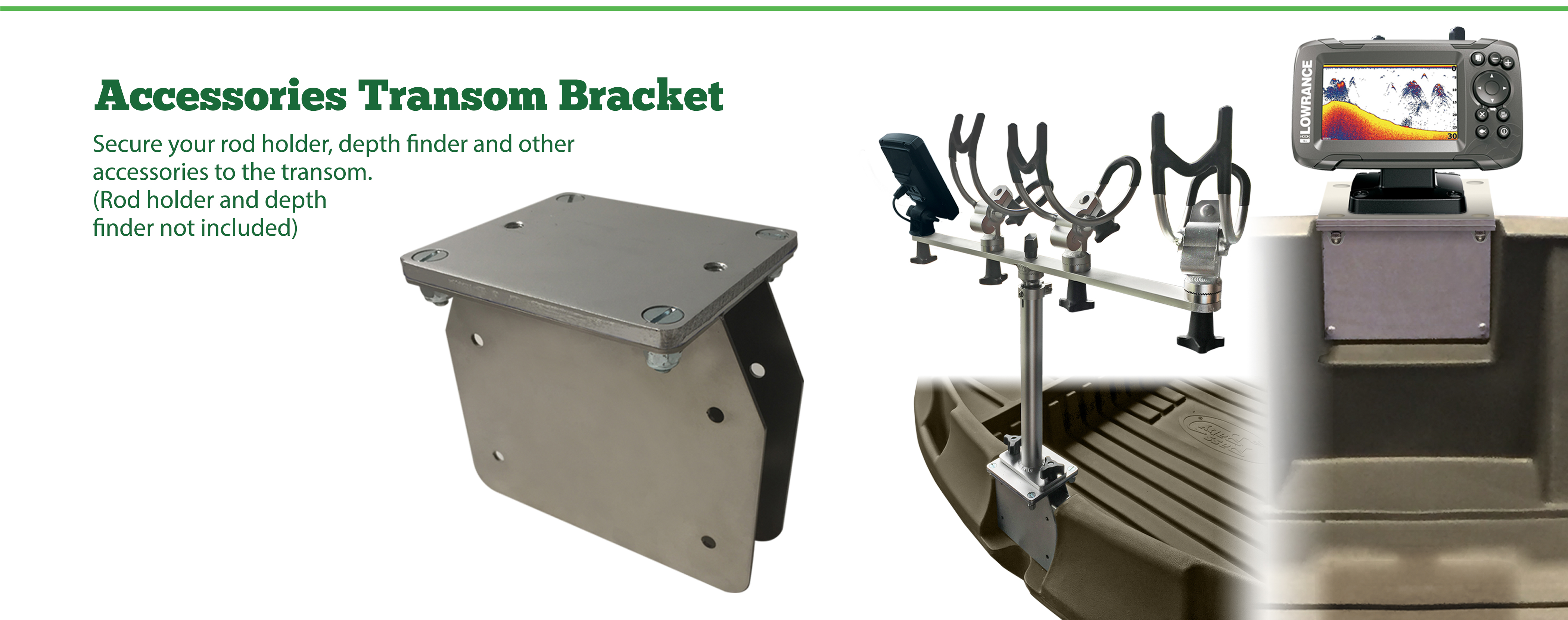 Accessories Transom Bracket