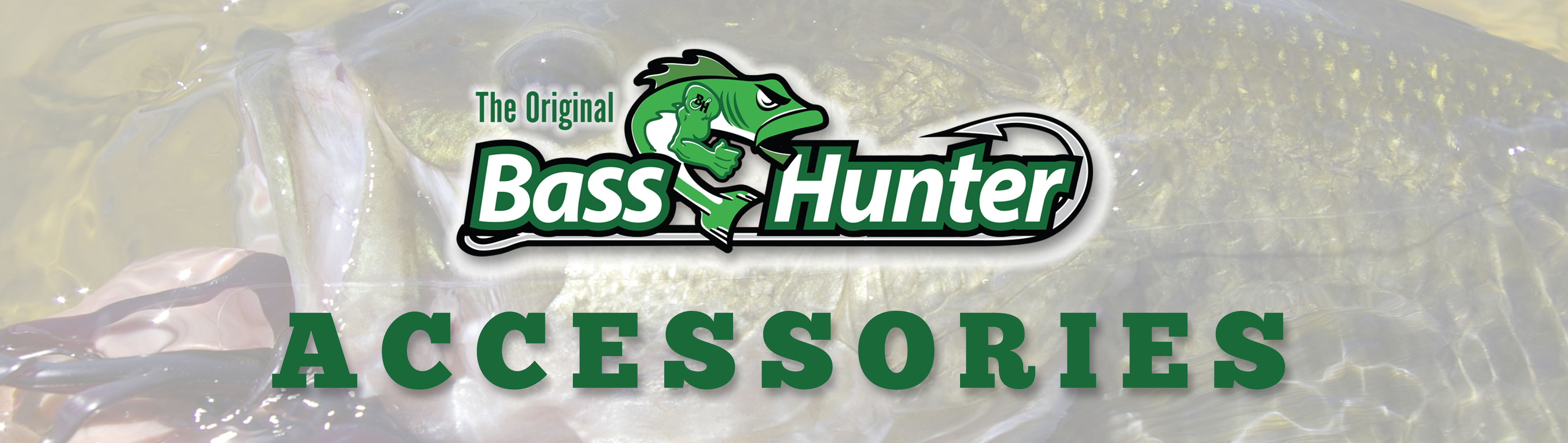 Bass Hunter Accessories