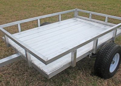 Back Forty ATV utility cart