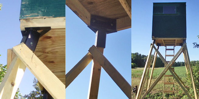 The Ez Bracket Southern Outdoor Technologies
