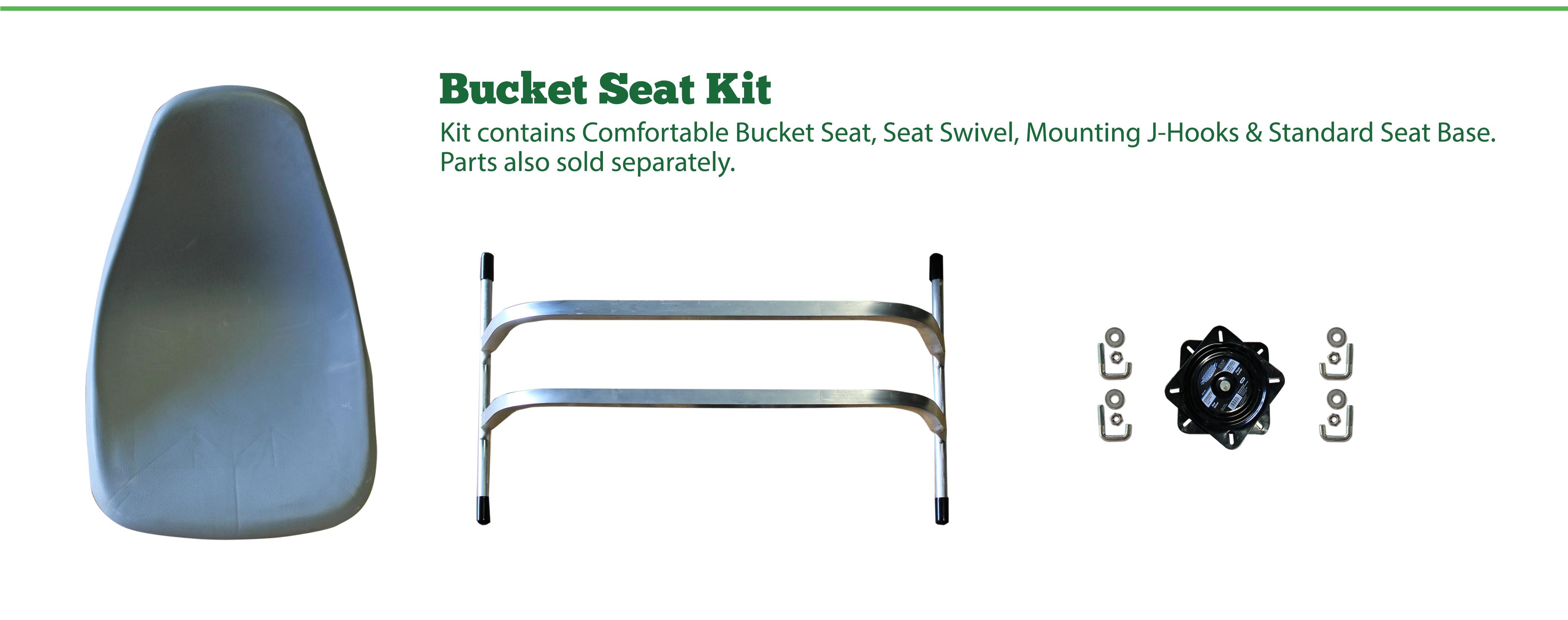 Bucket Seat Kit