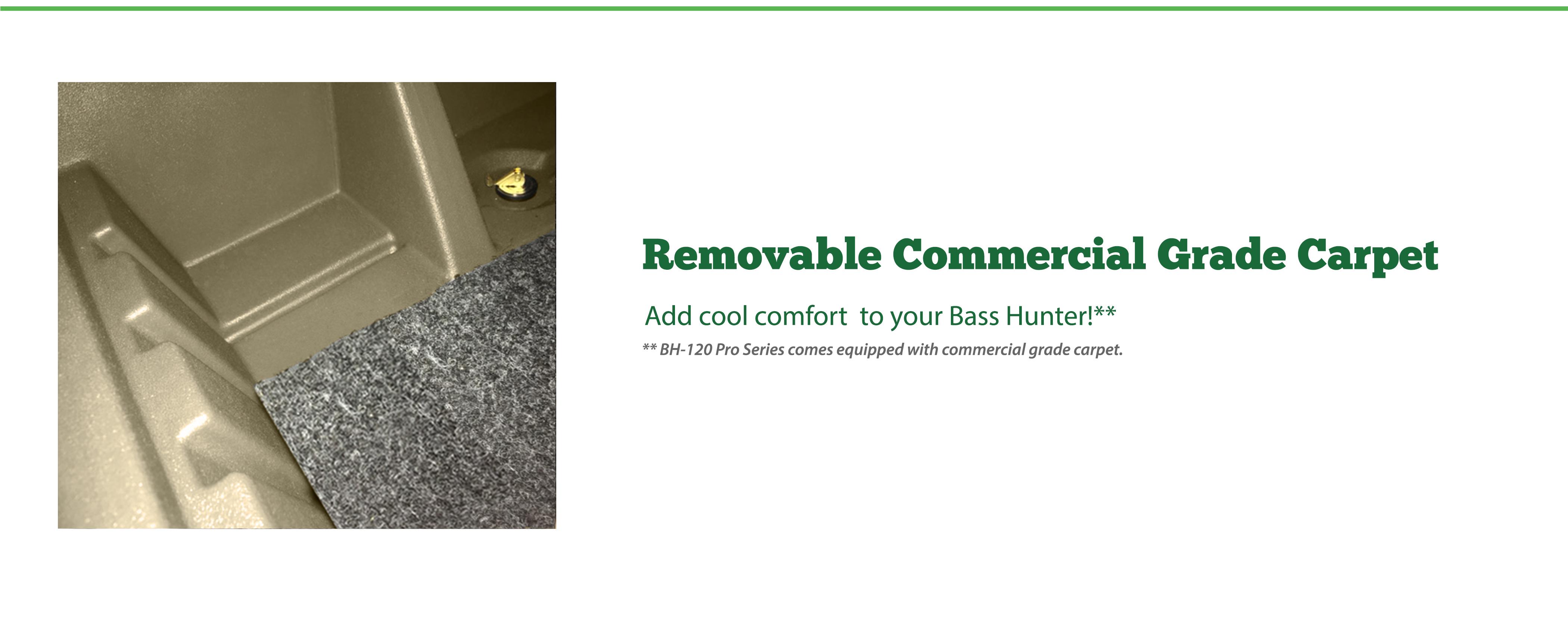 Removable Commercial Grade Carpet