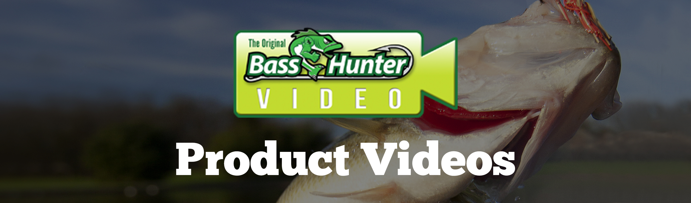 Product Video Header