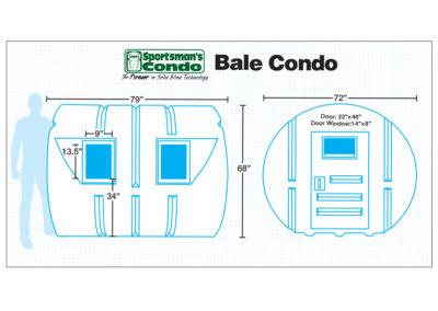 Bale Condo diagram